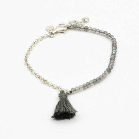 Armband Chayanne Labradorit Silber