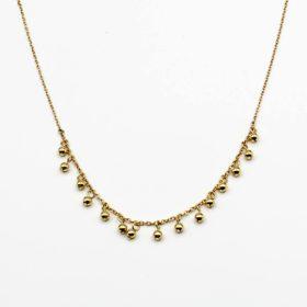 Halskette Caroline Gold