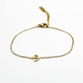 Armband Ancre Gold