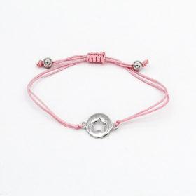 Armband Stern Pink