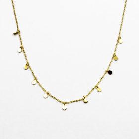 Halskette Samoa Gold