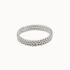 Ring Mira Silber