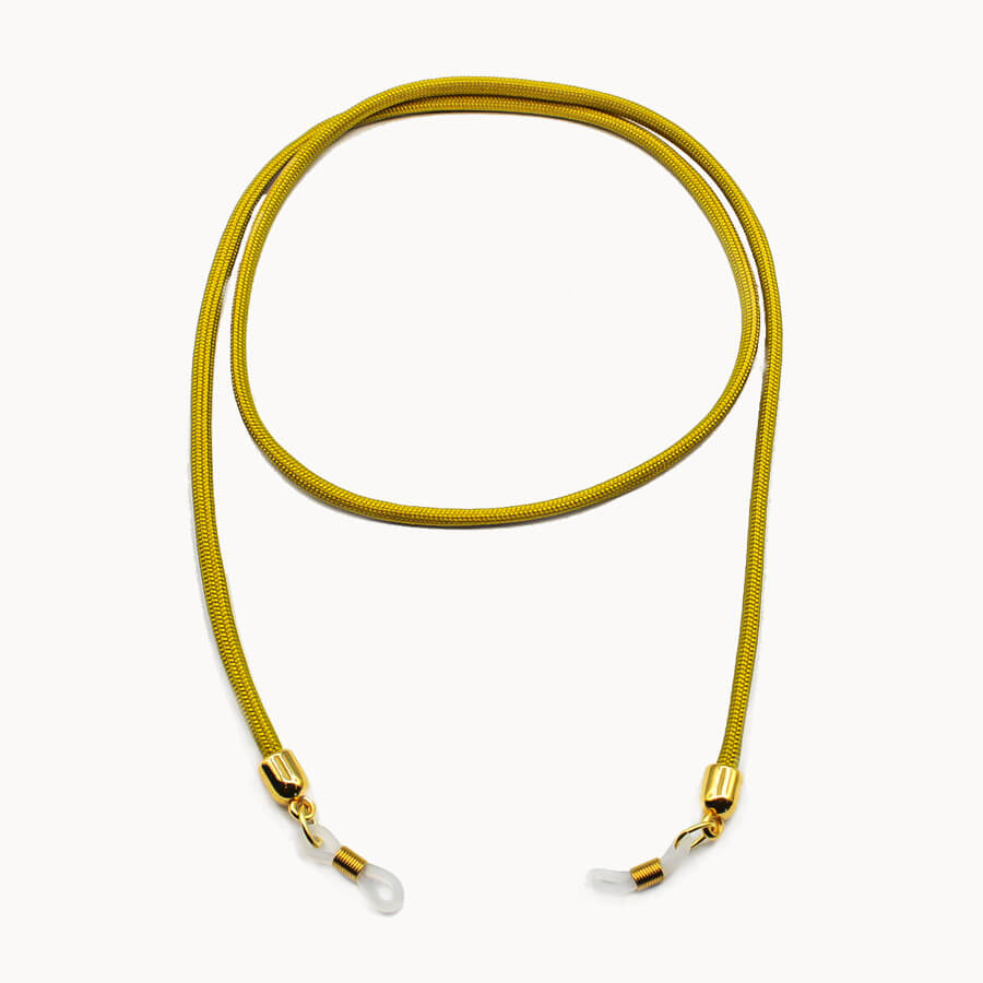 Image of Brillen- und Maskenband Arin Gold
