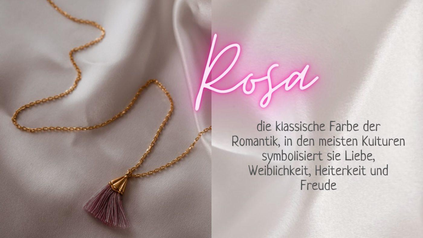 Rosa Bedeutung 1
