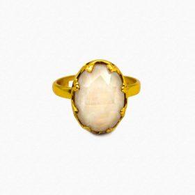 Ring Lanea Mondstein Gold