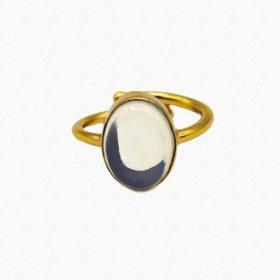 Ring Leonie Opalit Gold