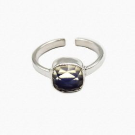Ring Emilia Opalit Silber