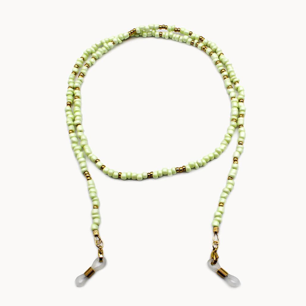 Image of Brillen- und Maskenband Lani Lime