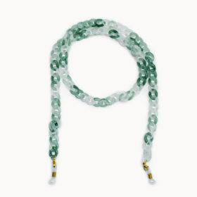 Brillenkette Loana Blanc