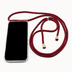 iPhone Kette Red Gold