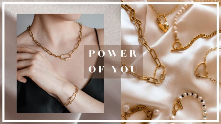 Power of you Blog Banner