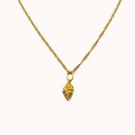 Halskette Coquille Gold