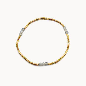Armband Lania Labradorit Gold