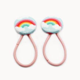 Haargummi Rainbow