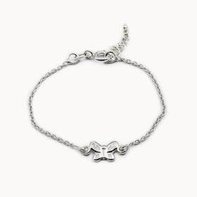 Armband Schmetterling Silber