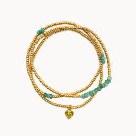 Bundle Smaragd Gold