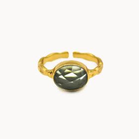 Ring Kaja Amethyst Hydro Gold