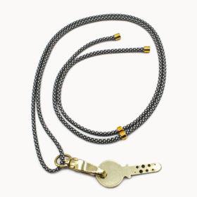 Schlüsselanhänger Elara Gold