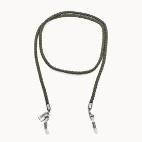 Brillenband Lino Oliv