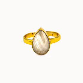 Ring Magali Mondstein Gold